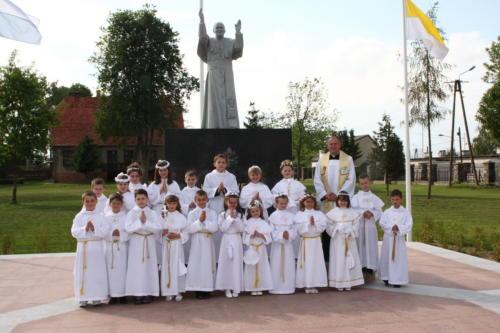 I Komunia Św. 2011