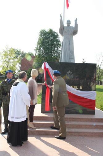 Uroczyste odsłonięcie Pomnika 2011
