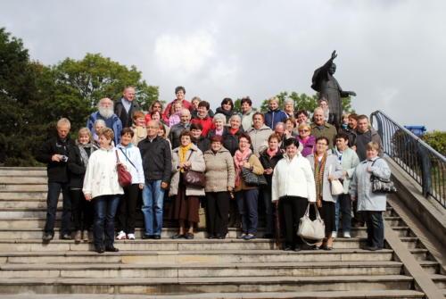 Pielgrzymka do Częstochowy 2013
